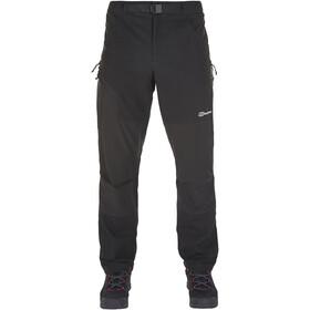 Berghaus Fast Hike Pantalones Hombre, black/black